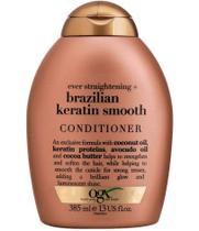 Condicionador Ogx  Brazilian Keratin Smooth -