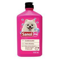 Condicionador Sanol Dog Revitalizante - 500 mL -
