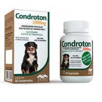 Condroton 1000 mg 60Comprimidos Regenerador Articular Vetnil -