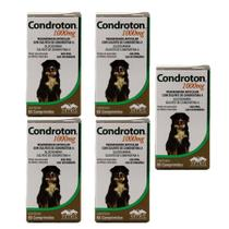 Condroton 1000mg 60 comprimidos KIT 5 unid Vetnil -