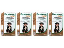 Condroton 1000mg 60 Comprimidos - Vetnil - 4 Unidades -