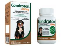 Condroton 1000mg 60 Comprimidos - Vetnil -