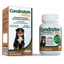 Condroton 1000mg com 60 Comprimidos - Vetnil