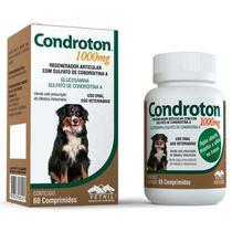 Condroton 1000mg Regenerador Articular Canino - Vetinil