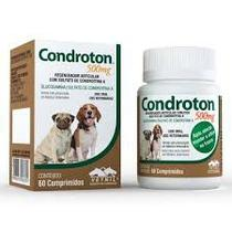 CONDROTON  500mg - frasco com 60 comprimidos - Vetnil