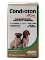 Condroton Regenerador Articular 60 Comprimidos - Vetnil