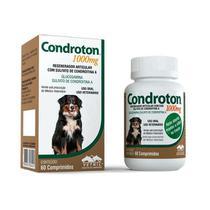 Condroton Regenerador articular com Sulfato de Condroitina A - Vetnil -