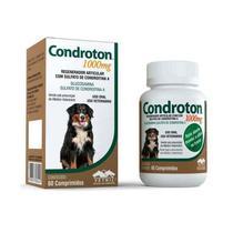 Condroton Regenerador Articular Vetnil Comprimidos 1000mg -