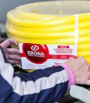 """Conduite Amarelo1""""x32mmx10m KRONA -"""