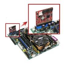 Conecte 1 Gravador Cd Sata Em Placa Mae Antiga Ide 80 Vias - Js Technology