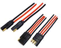 Conector 2 e 4 Vias com Fio 4,0 MM Conectores Caixa Tampão - Permak