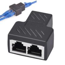 Conector De Cabo De Rede Rj45 1 Para 2 Xt-2130 Xtrad -