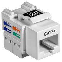 Conector Keystone Femea Furukawa Sohoplus CAT.5e t568a/b  Branco -