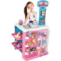 Confeitaria Magica Bip E Luz Cupcakes Caixa Registradora - Magic Toys