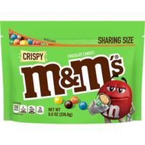 Confeitos de m&m sabor crispy 226,8g -