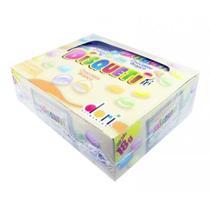 Confete Disqueti Chocolate Branco 432g c/ 24 unid. - Dori