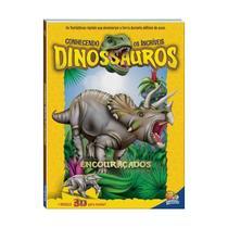 Conhecendo os incriveis dinossauros - encouracados - todolivro -