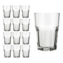 Conjunto 12 Copos Vidro Bristol Nadir Suco Agua 200 ml - Nadir Figueiredo
