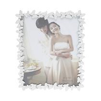 Conjunto 2 Porta-Retratos Brancos - 15x20 Cm - Prestige -