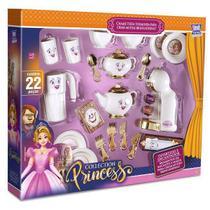 Conjunto 22 Peças SHOW de Chazinho da Princesa Zuca TOYS 7640 -