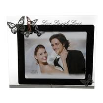Conjunto 3 Porta-Retratos  - 15x20 Cm - Em Vidro - Prestige -