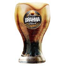 Conjunto 4 Copo Chopp Brahma Black - 430 ML - Ambev