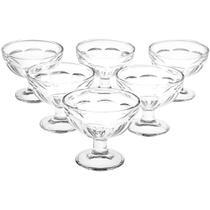 Conjunto 6 Taças de Sobremesa Casambiente SOVI001 -