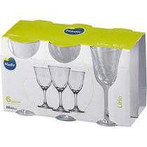 Conjunto 6 Taças para Vinho Tinto 250ml Lírio Nadir - Nadir Figueiredo
