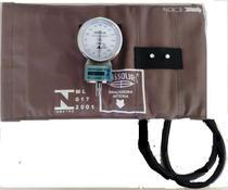 Conjunto Aparelho de Medir Pressão Adulto Missouri com Estetoscópio SImples. - Mikatos