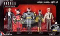 Conjunto batman adventures com 5 bonecos - njcroce - Nj Croce