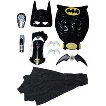 Conjunto Batman - Liga da Justiça Rosita - Baby Brink