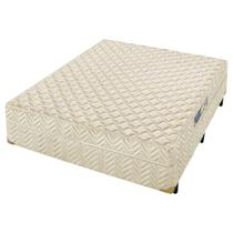 Conjunto Box Casal Espuma D45 Americanflex Clinoflex 138x188x56cm -