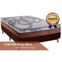 Conjunto Box Colchão Paropas Magnético+Cama Casal 138 - A Costa Rica