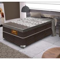 Conjunto Box Solteiro New Logan Gazin 88x188x60cm -