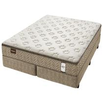 Conjunto Box Super King Molas Minaspuma Naturart 193x203x68cm -