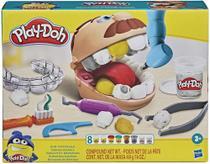 Conjunto Brincando de Dentista Play-Doh Hasbro -