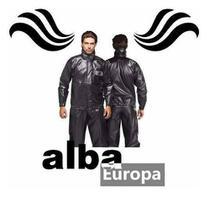 Conjunto Capa De Chuva Motoqueiro Alba P/m/g/gg/eg -