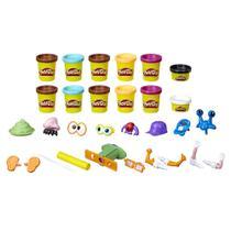 Conjunto Caquinhas Divertidas - Play Doh - Hasbro -