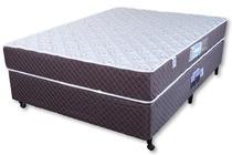 Conjunto Castor Sleep Max D45 Casal 138x188x18 + Box Castor -