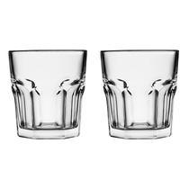 Conjunto Com 2 Copos Country 350ml Para Whisky em Vidro - Libbey