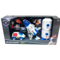 Conjunto com Figuras e Playset - Astronautas - Fun - Barão Distribuidor