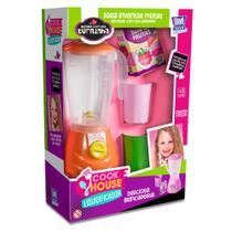Conjunto Cook House Liquidificador + 3 Acessórios Zuca Toys - Fmsp