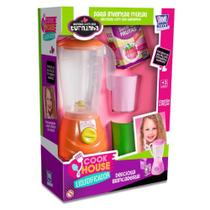 Conjunto Cook House Liquidificador + 3 Acessórios Zuca Toys - Fmsp -
