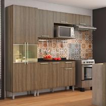 Conjunto Cozinha Star 2v Com Balcão Itatiaia -