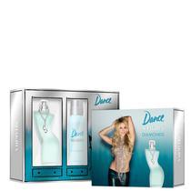 Conjunto Dance Diamonds Shakira Feminino - Eau de Toilette 80ml + Desodorante 150ml -