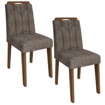 Conjunto de 2 Cadeiras Elisa - Cimol -