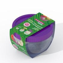 Conjunto de 3 Potes Sanremo Plástico Porta Temperos -
