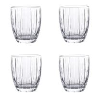 Conjunto de 4 Copos Baixos de Cristal Milano 319ml Spiegelau -