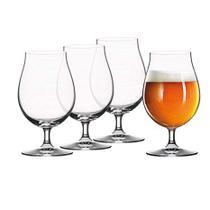 Conjunto de 4 Taças para Cerveja em Vidro Tulipa Beer Classics Spiegelau -
