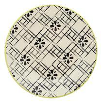 Conjunto de 6 Pratos Rasos 24cm Mix - Biona